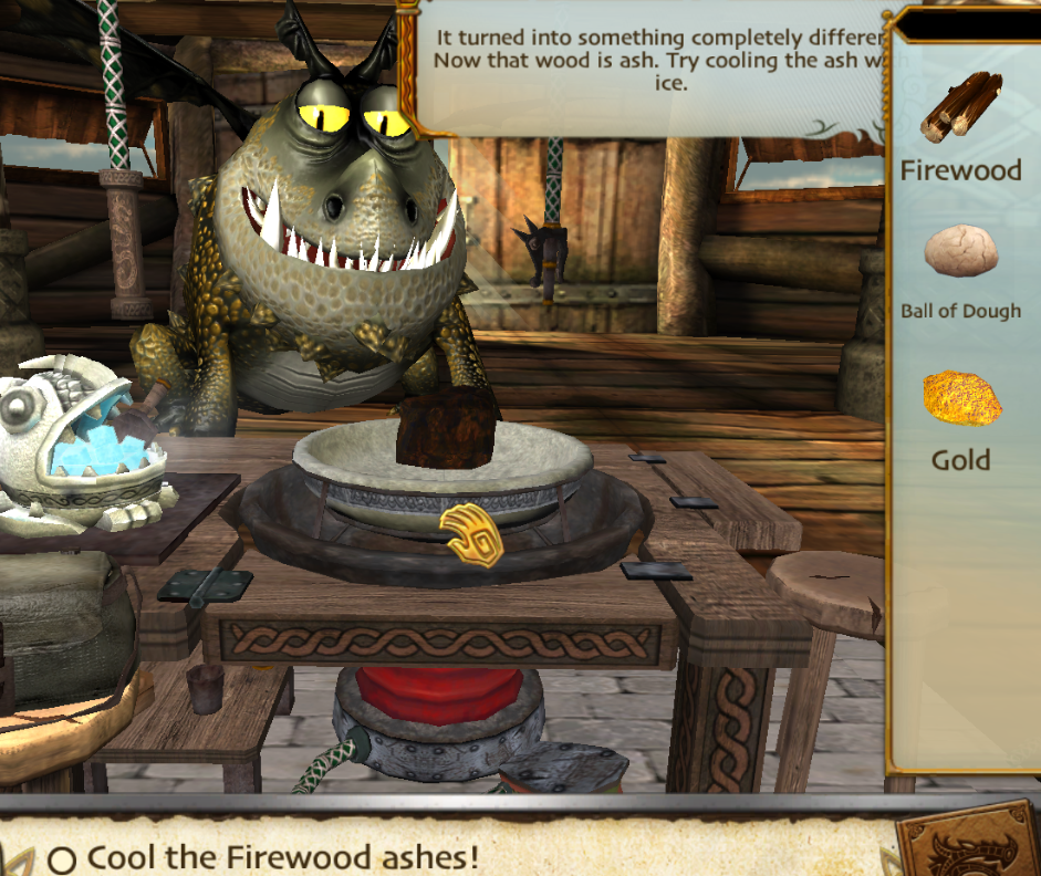 stuck on the quest mysteries of gronckle iron school of dragons