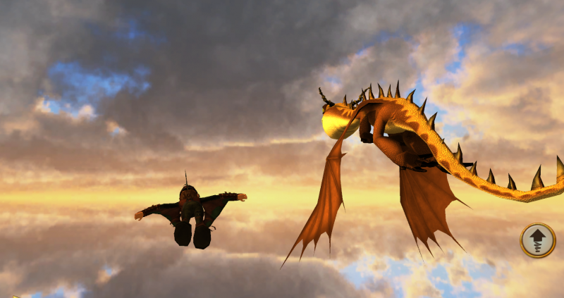 flying with baby dragons school of dragons how to train your